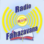 Logo da emissora Radio Fahazavana 88.6 FM