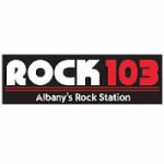 Logo da emissora Radio WJAD 103.5 FM