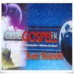Logo da emissora Rádio Oeste Gospel