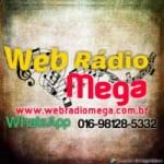 Logo da emissora Web Rádio Mega