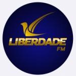 Logo da emissora Rádio Liberdade 100.3 FM