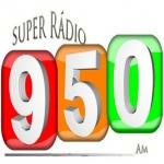 Logo da emissora Rádio 950 AM