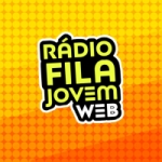 Logo da emissora Rádio Filajovem Web