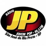 Logo da emissora Jovem Pop Rio Preto