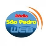 Logo da emissora Rádio São Pedro Web
