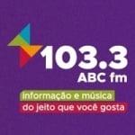 Logo da emissora Rádio ABC 103 FM