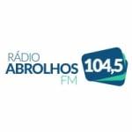 Logo da emissora Rádio Abrolhos 104.5 FM