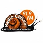 Logo da emissora Chikuni Radio 91.9 FM
