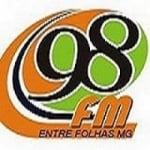 Logo da emissora Rádio Acer 98.7 FM
