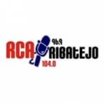 Logo da emissora Rádio RCA Ribatejo 96.9 FM