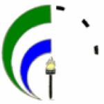 Logo da emissora Radio Uhuru 95.7 FM