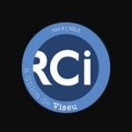 Logo da emissora Rádio RCI 105.5 FM