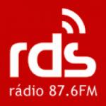 Logo da emissora RDS Rádio 87.6 FM