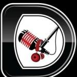 Logo da emissora Radio Deep FM