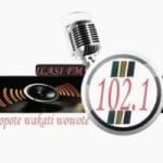 Logo da emissora Ilasi Radio 102.1 FM
