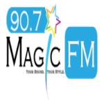 Logo da emissora Radio Magic 90.7 FM