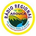Logo da emissora Rádio Regional 103.2 FM