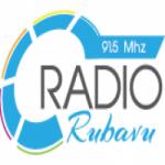 Logo da emissora Radio Rubavu 91.5 FM