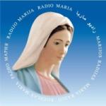 Logo da emissora Radio Maria Congo 88.7 FM