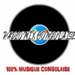 Logo da emissora Radio Mix Congolaise