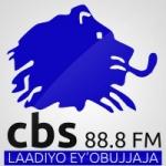 Logo da emissora Radio CBS Ey'obujjajja 88.8 FM