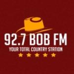 Logo da emissora Radio Bob 92.7 FM