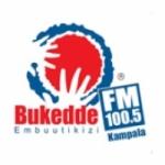 Logo da emissora Radio Bukedde 100.5 FM
