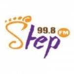 Logo da emissora Radio Step 99.8 FM