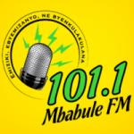 Logo da emissora Radio Mbabule 101.1 FM