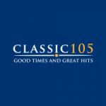 Logo da emissora Radio Classic 105.0 FM