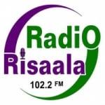 Logo da emissora Radio Risaala 102.2 FM