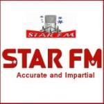 Logo da emissora Radio Star FM Somalia 89.5 FM