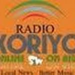 Logo da emissora Radio Xoriyo
