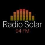 Logo da emissora Radio Solar 94 FM