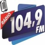 Logo da emissora Rádio Mais Comunitária 104.9 FM