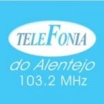Logo da emissora Rádio Telefonia do Alentejo 103.2 FM