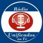 Logo da emissora Rádio Unificados na Fé