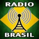 Logo da emissora Rádio Brasil FM