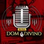 Logo da emissora Web Rádio Dom Divino