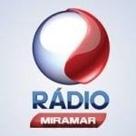 Logo da emissora Rádio Miramar 101.4 FM