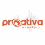 Logo da emissora Rádio Proativa