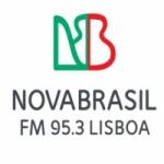 Logo da emissora Rádio Nova Brasil FM 95.3