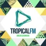 Logo da emissora Rádio Tropical 95.3 FM