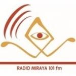 Logo da emissora Radio Miraya