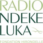 Logo da emissora Radio Ndeke Luka 100.9 FM
