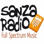 Logo da emissora Sanza Radio