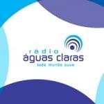 Logo da emissora Rádio Águas Claras 100.3 FM