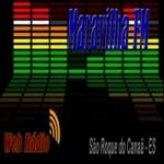 Logo da emissora Maravilha FM