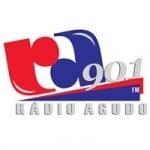Logo da emissora Rádio Agudo 90.1 FM