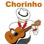 Logo da emissora Rádio Chorinho